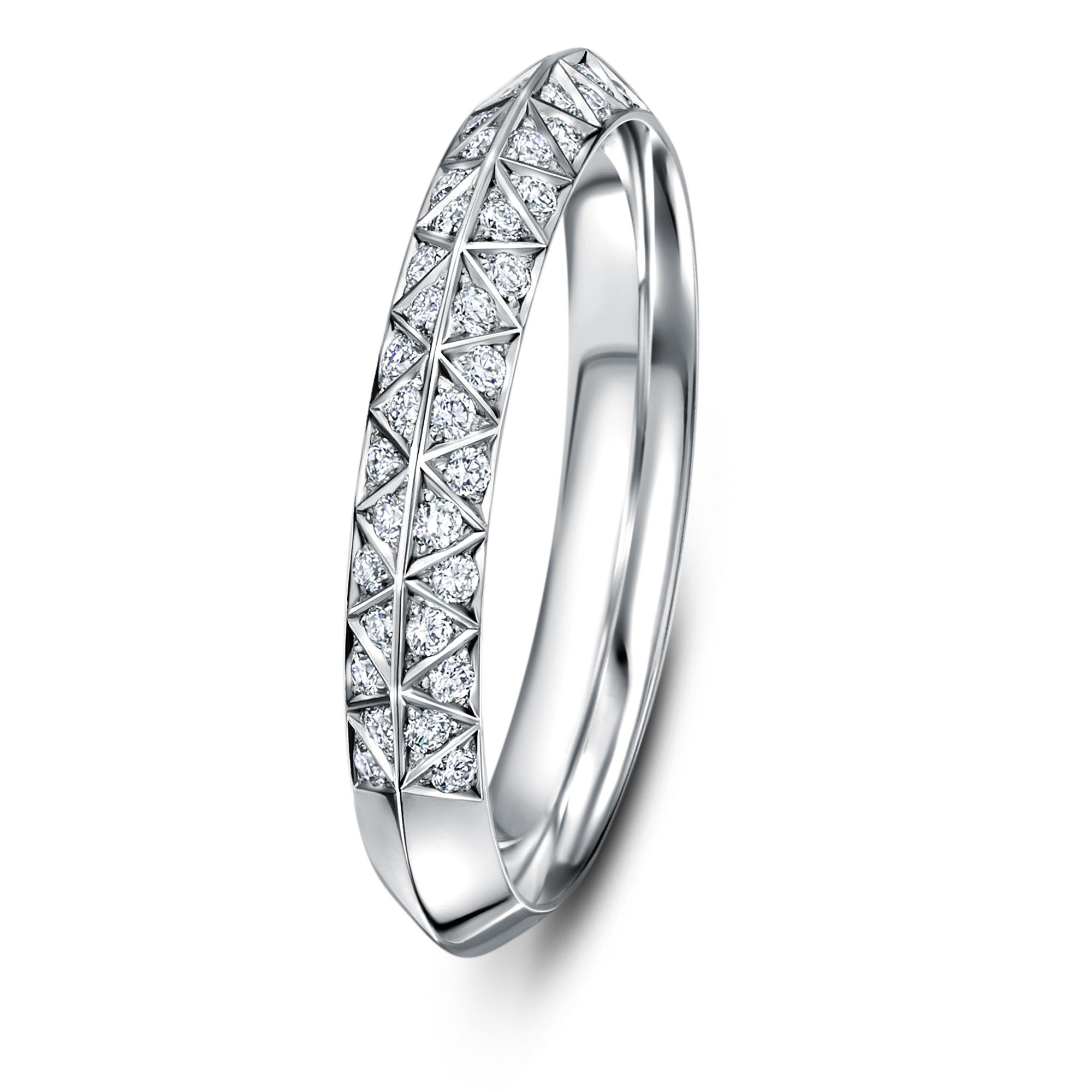 Empress Wedding/Eternity Ring